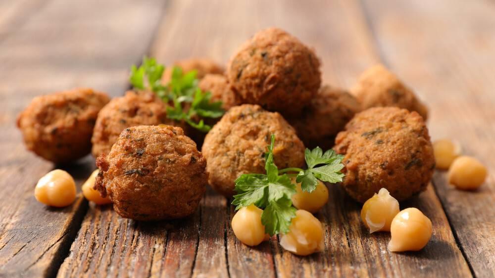 Thinpo - Vegan Falafel Tarifi