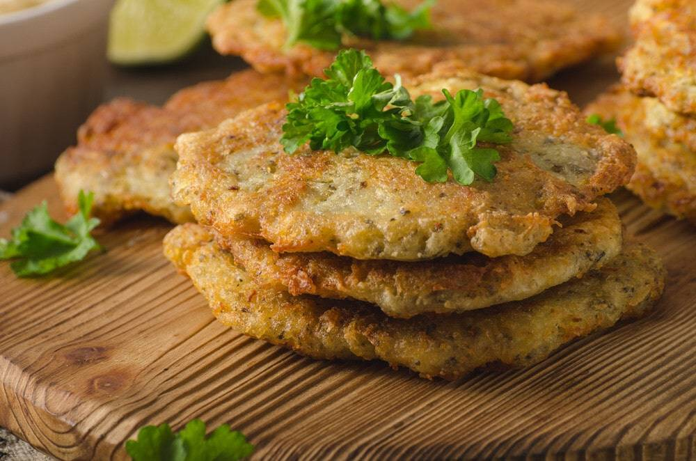 Thinpo - Patlıcanlı Ekmek Tarifi