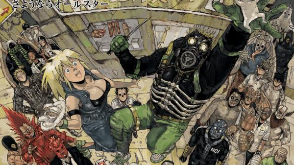 Thinpo - Dorohedoro: 2020'nin En Saykodelik Animesi