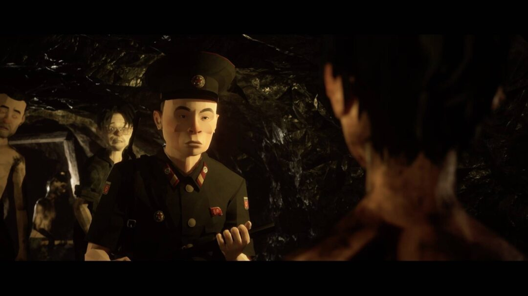 Thinpo - True North: Kuzey Kore'nin En Çarpıcı Animasyon Filmi