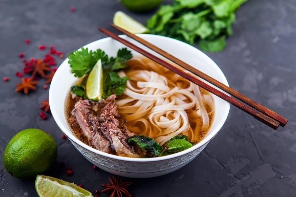 Thinpo - Vietnam Mutfağı: Pho Erişte Çorbası Tarifi
