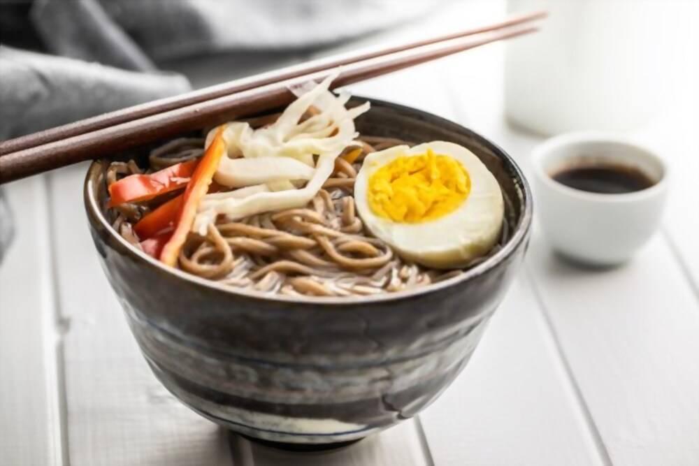 Thinpo - Japon Mutfağı: Soba Erişte Çorbası Tarifi