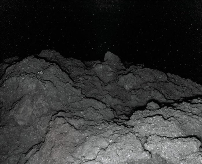 Thinpo - JAXA: Hayabusa 2 Ryugu Asteroidinden Örnekler Gönderdi!