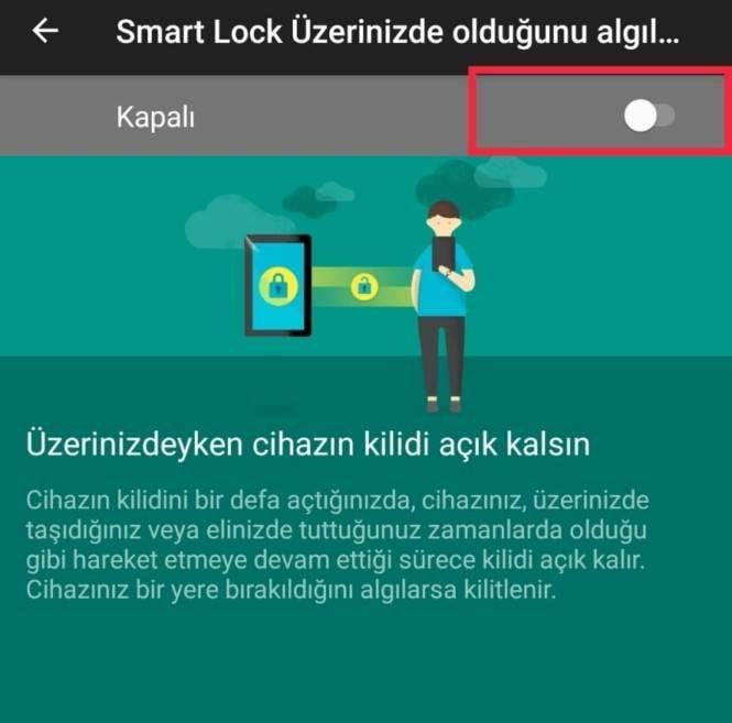 Thinpo - Android Smart Lock Nasıl Kullanılır?