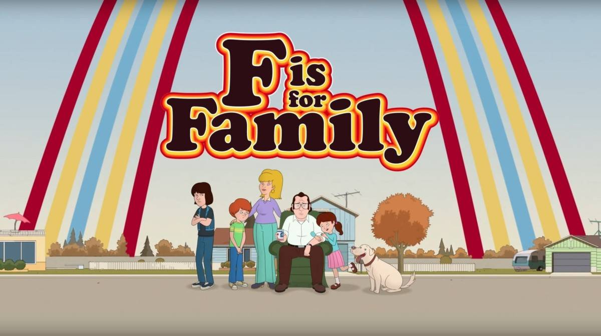 Thinpo - F is for Family: Netflix Underrated Animasyon Dizisi