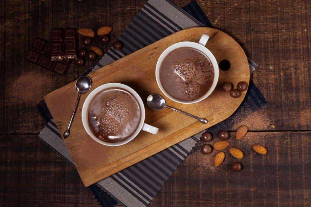 Thinpo - Sıcak Çikolata Tarifi