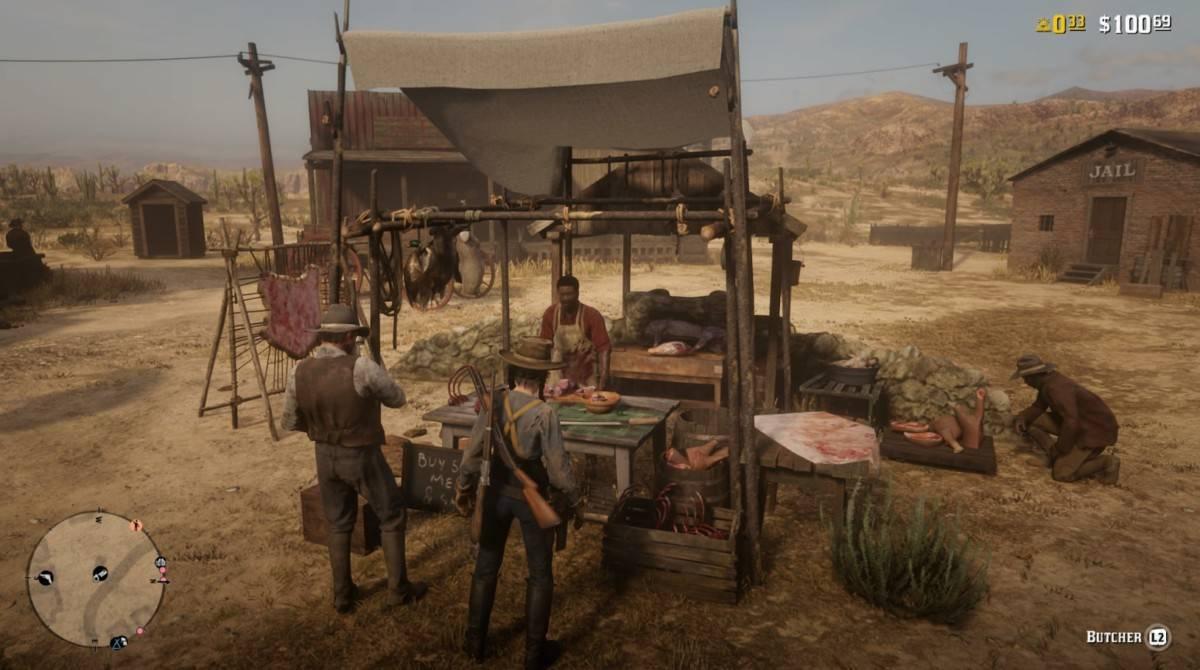 Thinpo - Red Dead Online Taktikleri ve Hayatta Kalma Rehberi