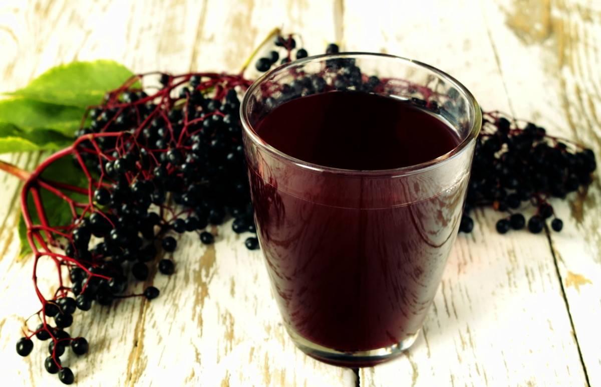 Thinpo - Mürver Çayı Tarifi İle Soğuk Algınlığı ve Gripten Korunun!