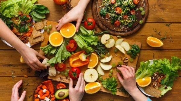 Thinpo - Veganlar İçin Günlük Beslenme Önerileri