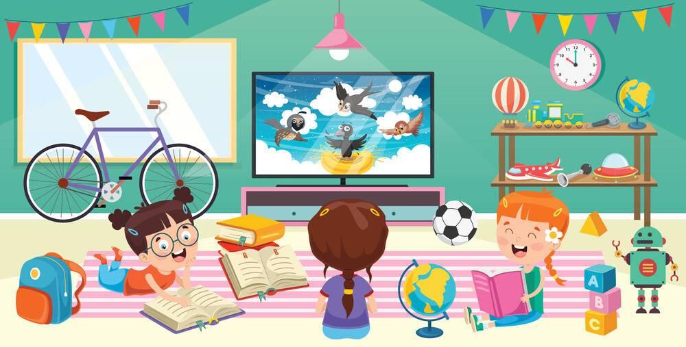 Thinpo - Çocuklar İçin En İyi 10 Eğitici Çizgi Film Önerisi