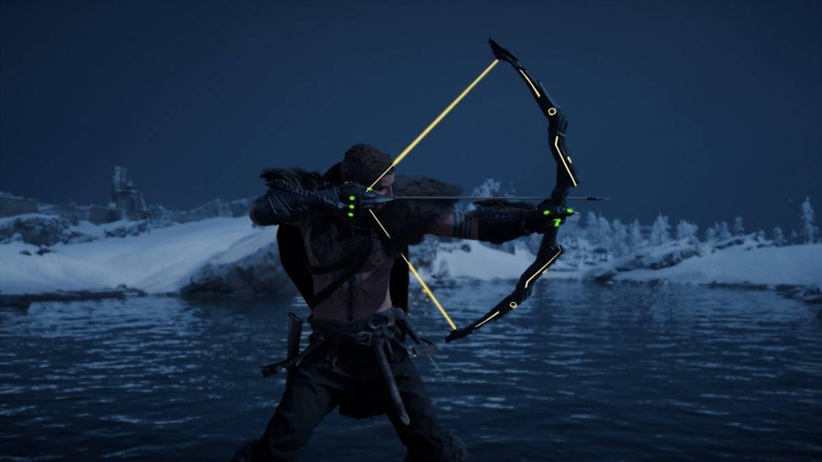 Thinpo - Assasin's Creed Valhalla Nodens Isu Arc Bow Silahı