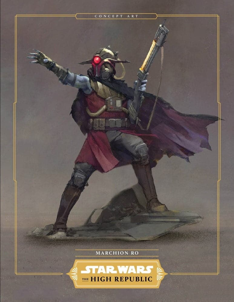 Thinpo - Star Wars The High Republic: Star Wars Evreninin Yeni Çağı