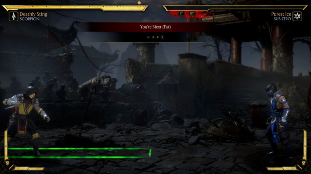 Thinpo - Mortal Kombat 11 Fatality Listesi: Tüm Fatality Kodları