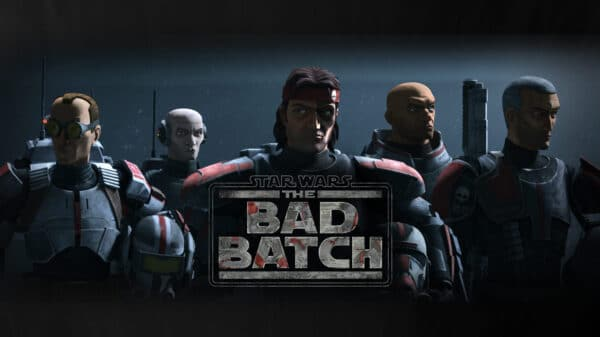 Thinpo - Star Wars: The Bad Batch Disney+'a Geliyor!