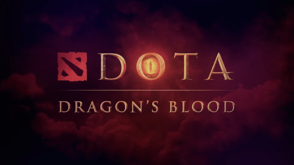 Thinpo - DOTA: Dragon's Blood Netflix Animasyon Dizisi