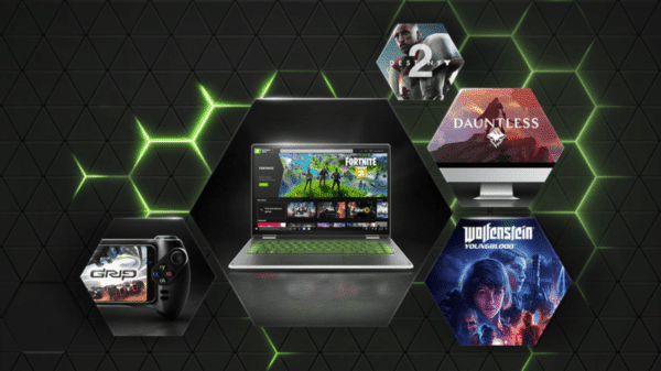 Thinpo - GeForce Now, Powered By Game Plus İle Türkiye'de!