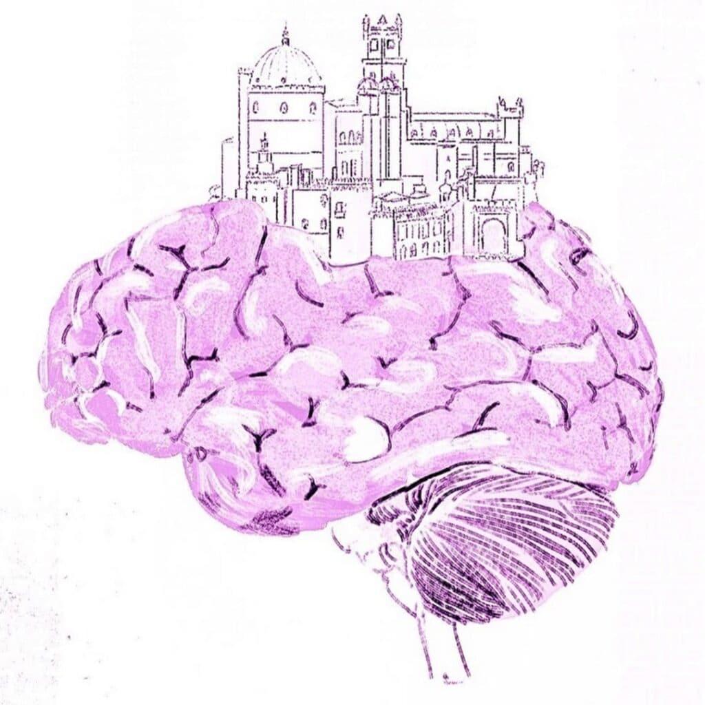Zihin sarayı tekniği