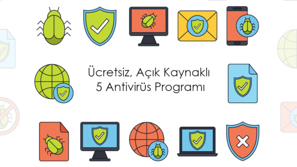 Thinpo - Ücretsiz, Açık Kaynaklı 5 Antivirüs Programı