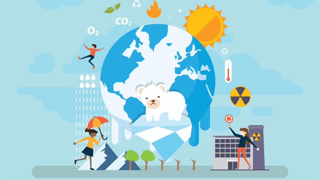 Thinpo - Küresel İklim Değişikliği Nedir? İklim Krizinin Nedenleri ve Sonuçları