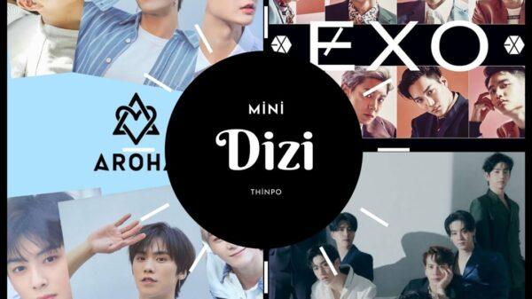 Thinpo - K Pop Gruplarının Yer Aldığı Güney Kore Mini Dizileri