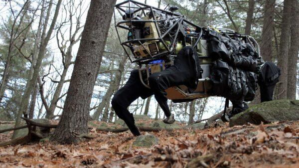 Thinpo - Askeri Robotik Teknolojisi'nin Kullanım Alanları