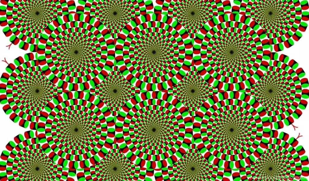 Thinpo - Optik İllüzyon Çeşitleri ve Optik Sanat