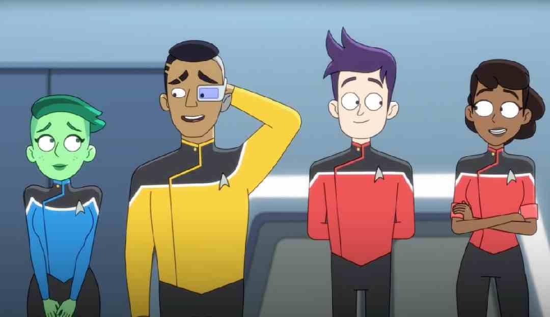 Thinpo - Star Trek: Lower Decks 2. Sezon: Çıkış Tarihi, Konusu ve Fragmanı