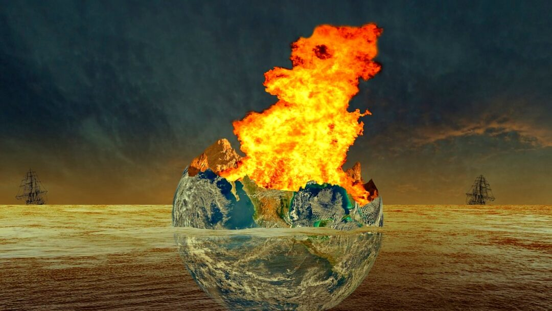 Thinpo - Ekosistemimizin En Büyük Tehdidi: Küresel Isınma